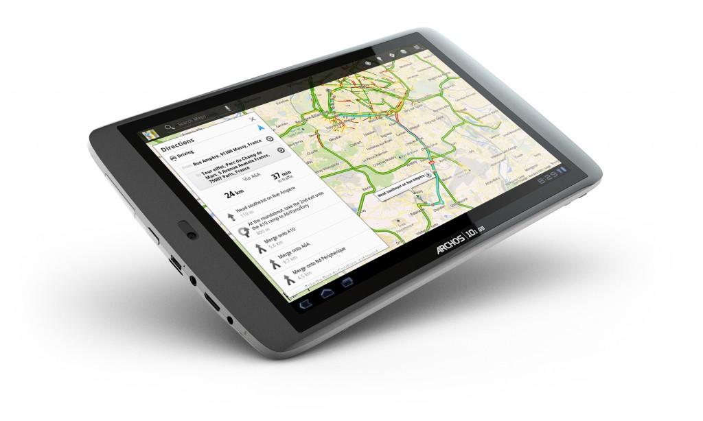 Archos 101 G9 GPS